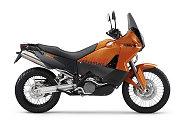 Adventure  / Adventure S / Super Enduro Lc8-2006-std-orange-pt
